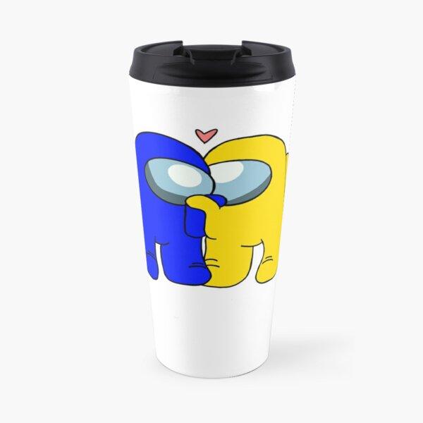 A Love Story Travel Mug