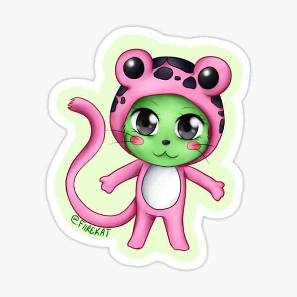 Frosch Sticker