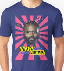 Death Grips - Keine Liebe Desu Web Slim Fit T-Shirt