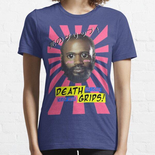 Death Grips - No Love Desu Web Camiseta esencial