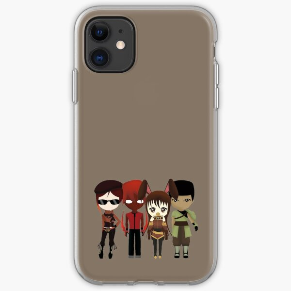 Team CFVY iPhone Soft Case