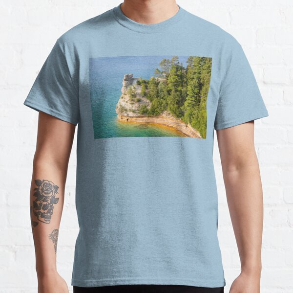 Castle Rock - Pictured Rocks National Lakeshore Classic T-Shirt