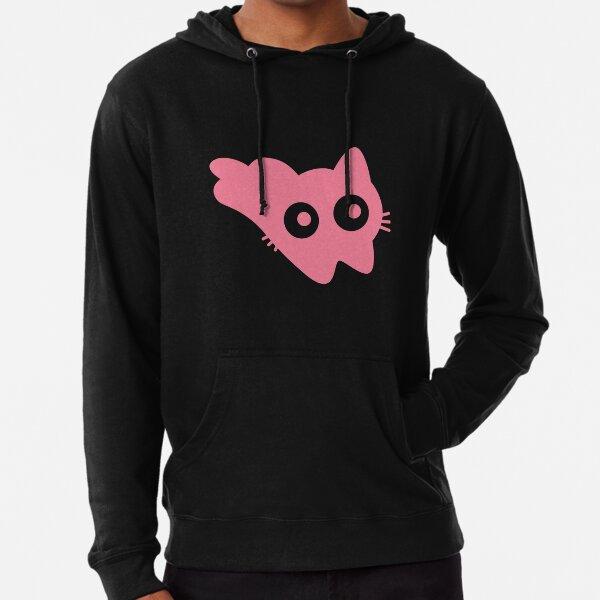 Hello Aphmau cat Pinkish  Lightweight Hoodie