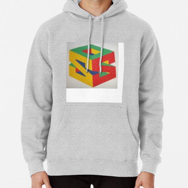 Stussy Cube Sudadera con capucha