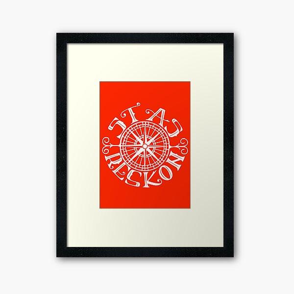 Stas Reskon Framed Art Print