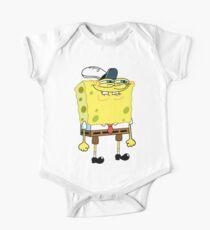 Spongebob Smirk Kids Clothes
