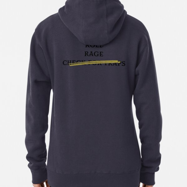 Check list to Rage Pullover Hoodie