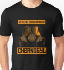 CHERNOBYL-WISHING YOU WERE HERE Unisex T-Shirt