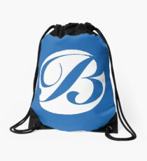 Barden Bellas (Blue) Drawstring Bag