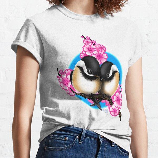 Little Chickadees  Classic T-Shirt