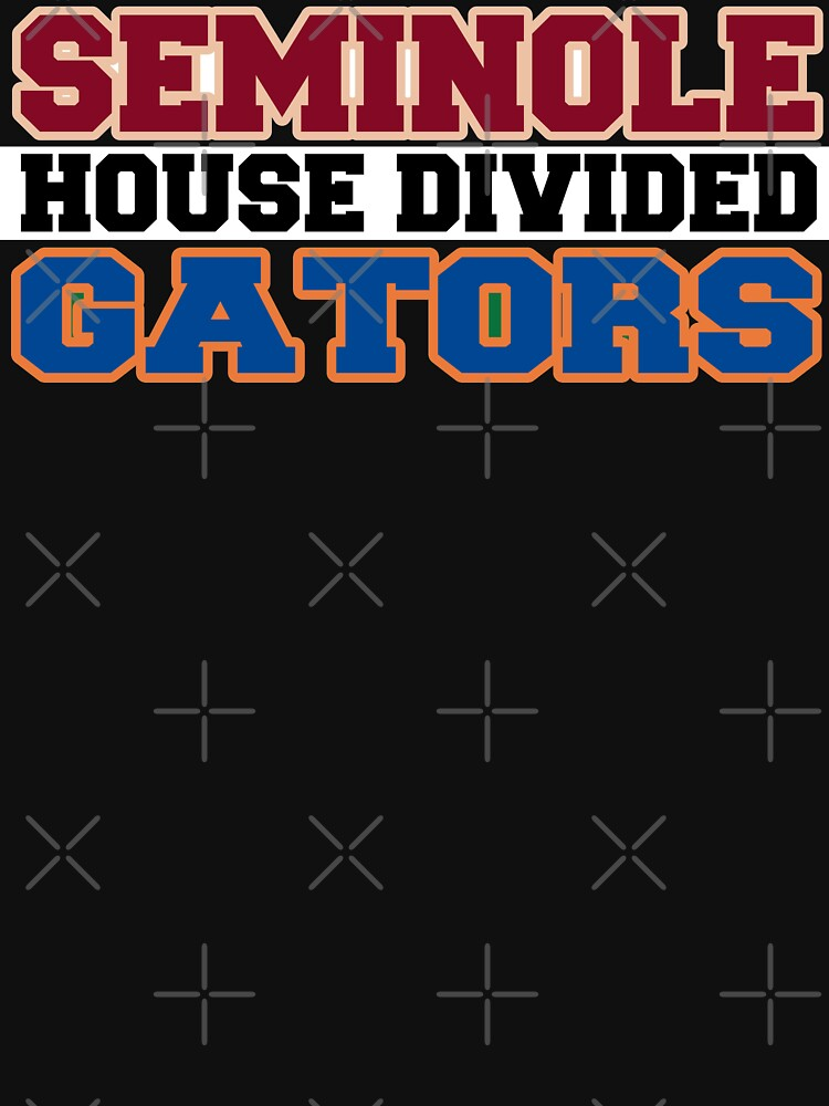 Seminole House Divided Gators by Mbranco