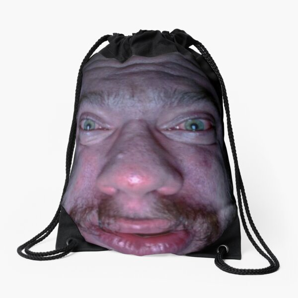 sam hyde Drawstring Bag