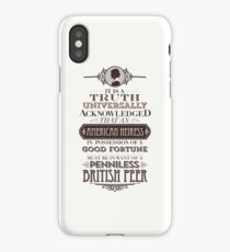 The Loaded American Heiress iPhone Case/Skin