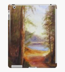 Nature's serenity iPad Case/Skin
