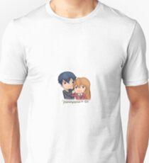 Toradora ~ Ryuuji x Taiga Unisex T-Shirt