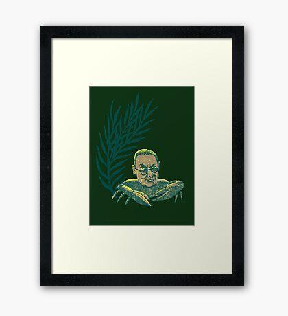 Prufrock Framed Print