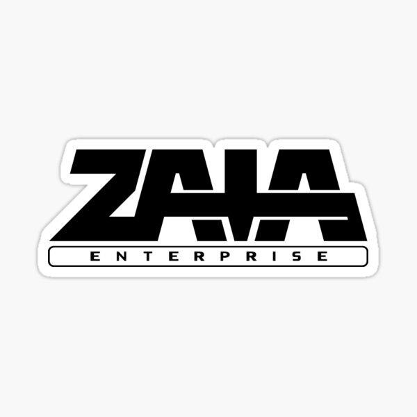 Kamen Rider Zero-One: ZAIA Enterprise Logo Sticker
