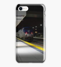 LEAVING THE STATION iPhone Case/Skin