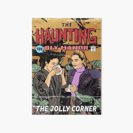 The Haunting of Bly Manor: The Jolly Corner Art Board Print