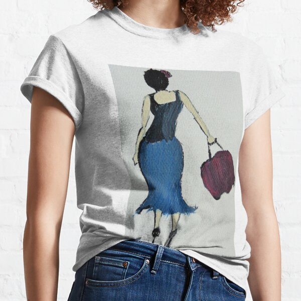 Classy Lady Classic T-Shirt