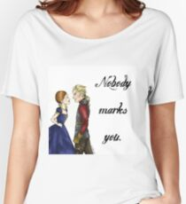 Nobody Marks You Women's Relaxed Fit T-Shirt