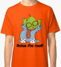 Muppet Babies - Bunsen - Raise The Roof - Black Font Classic T-Shirt