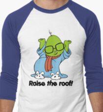 Muppet Babies - Bunsen - Raise The Roof - Black Font T-Shirt