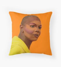 I'M NOT JOKING BITCH Throw Pillow