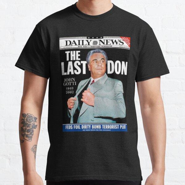 John Gotti The Last Don Classic T-Shirt