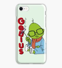 Muppet Babies - Bunsen - Genius iPhone Case/Skin