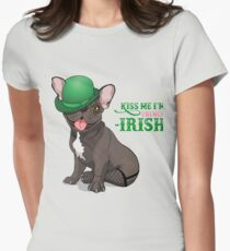 Kiss me I'm French-Irish  T-Shirt