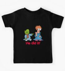 Muppet Babies - Bunsen & Beeker - He Did It! Kids Clothes