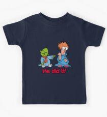 Muppet Babies - Bunsen & Beeker - He Did It! Kids Clothes