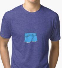 Jorts? Jorts. Jorts! Tri-blend T-Shirt