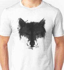 Ink Wolf Unisex T-Shirt