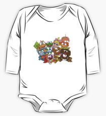 Muppet Babies - Group One Piece - Long Sleeve
