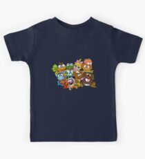 Muppet Babies - Group Kids Tee