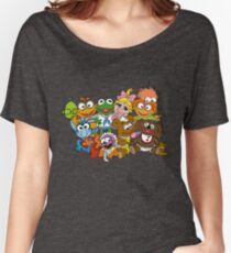 Muppet Babies - Group Women's Relaxed Fit T-Shirt