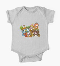 Muppet Babies - Group One Piece - Short Sleeve