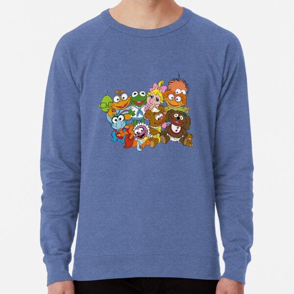 Muppet Babies - Group Lightweight Sweatshirt