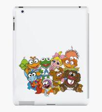 Muppet Babies - Group iPad Case/Skin