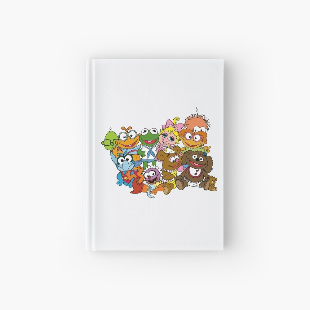 Muppet Babies - Group Hardcover Journal