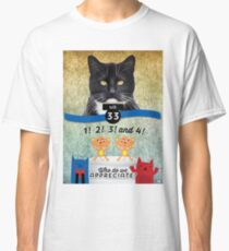 A Special Factor Cat-egorically Appreciated - Mister Classic T-Shirt