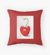 The Sweet Taste of Summer Throw Pillow