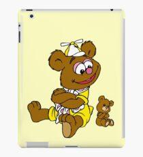 Muppet Babies - Fozzie Bear & Teddy - Arms Crossed iPad Case/Skin