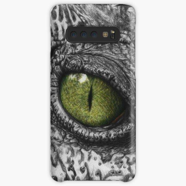 Crocodile eye Samsung Galaxy Snap Case