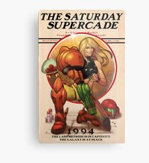 Saturday Supercade: 1994 Metal Print