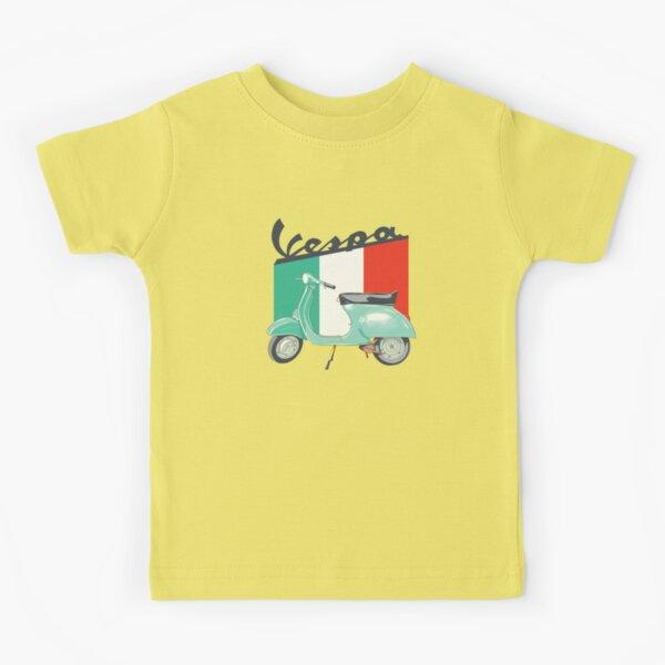 Vespa logo Kids T-Shirt