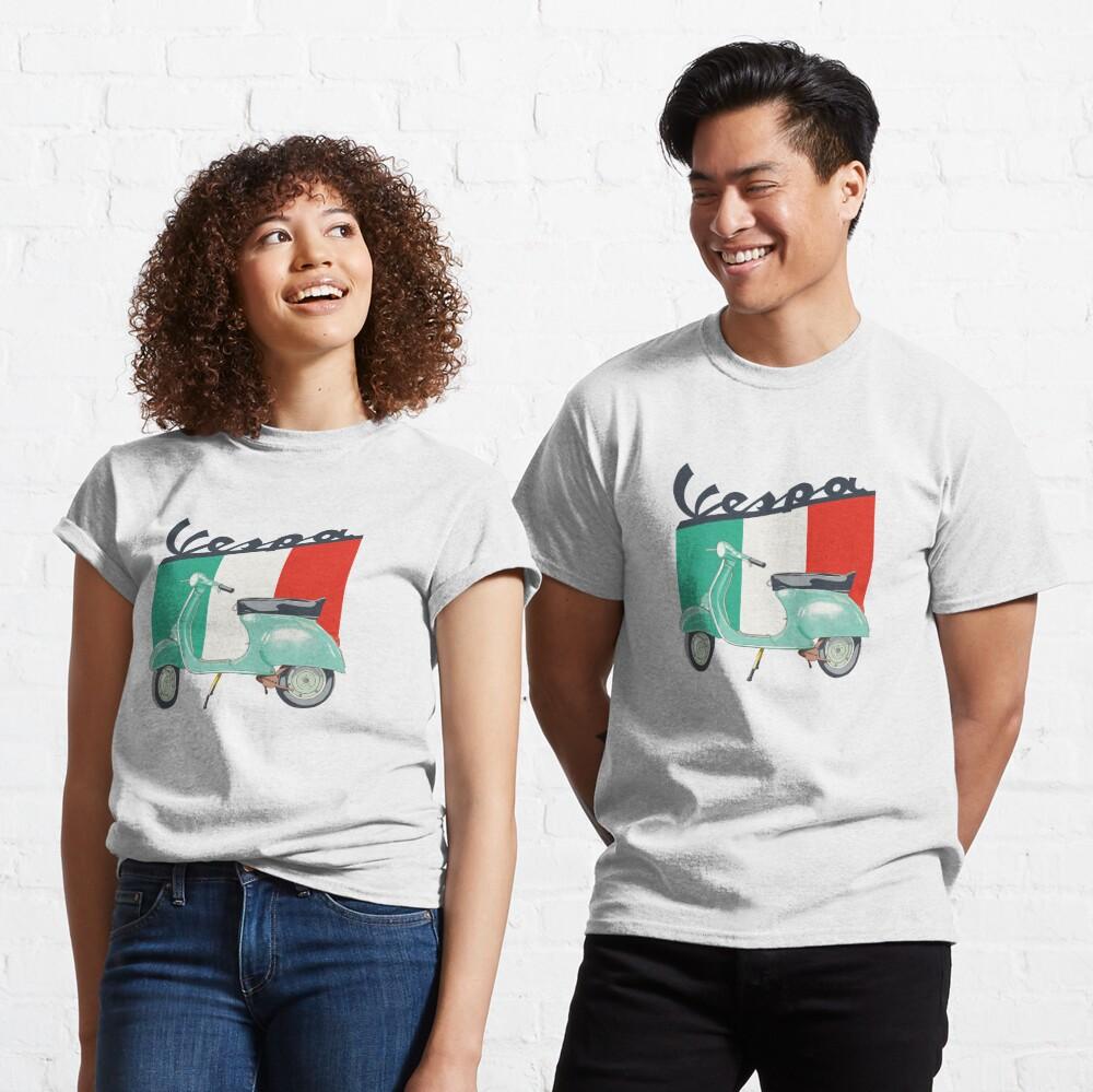 Vespa logo Classic T-Shirt