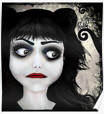 Dear little doll series... EUGENIA Poster